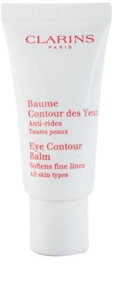 Clarins Eye Care feuchtigkeitsspendender Augenbalsam gegen Falten