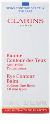 Clarins Eye Care vlažilni balzam za predel okoli oči proti gubam 2
