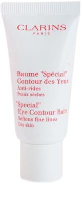 Clarins Eye Care oční péče pro minimalizaci jemných vrásek a kontur