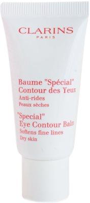 Clarins Eye Care догляд за шкірою навколо очей для мінімалізації зморшок