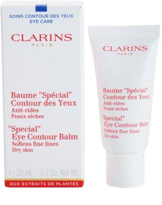 Clarins Eye Care tratament pentru ochi pentru minimalizarea liniilor subtiri 1