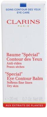 Clarins Eye Care tratament pentru ochi pentru minimalizarea liniilor subtiri 2