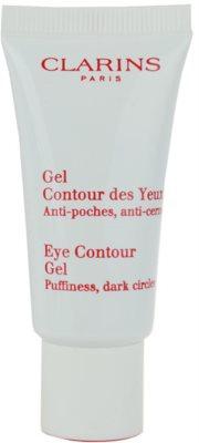 Clarins Eye Care gel pentru ochi impotriva cearcanelor si ochilor umflati
