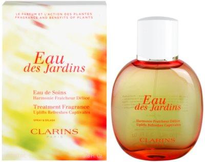 Clarins Eau Des Jardins erfrischendes Wasser für Damen