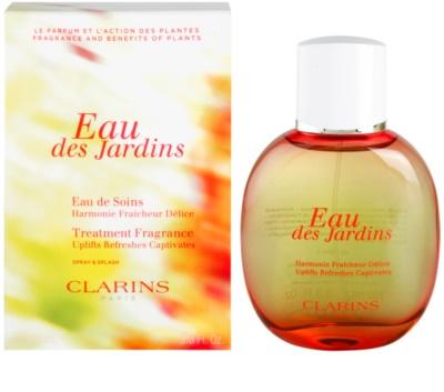 Clarins Eau Des Jardins osvěžující voda pro ženy