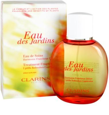 Clarins Eau Des Jardins osvěžující voda pro ženy 1