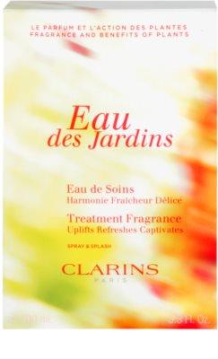 Clarins Eau Des Jardins osvěžující voda pro ženy 4