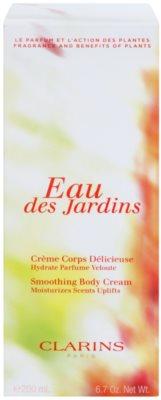Clarins Eau Des Jardins tělový krém pro ženy 1