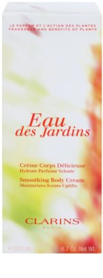 Clarins Eau Des Jardins крем для тіла для жінок 1