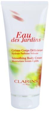 Clarins Eau Des Jardins tělový krém pro ženy 2