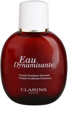 Clarins Eau Dynamisante osvěžující voda unisex  plnitelná 3
