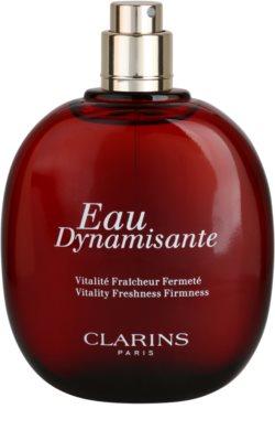 Clarins Eau Dynamisante osvěžující voda unisex  plnitelná 4