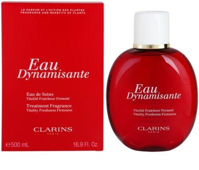 Clarins Eau Dynamisante água refrescante unissexo  recarga para desodorizante
