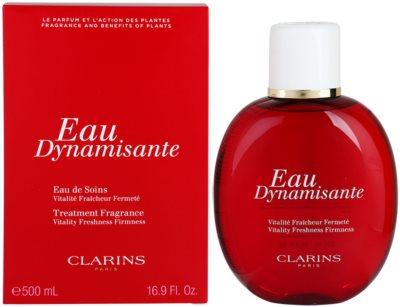 Clarins Eau Dynamisante освежаваща вода унисекс  пълнител за дезодорант