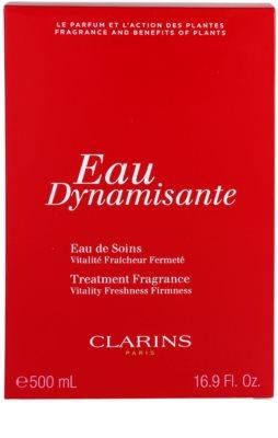Clarins Eau Dynamisante Eau Fraiche unisex  recambio para desodorante 1