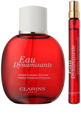 Clarins Eau Dynamisante dárková sada 2
