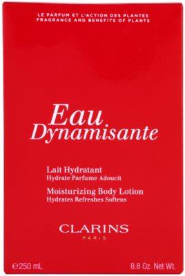 Clarins Eau Dynamisante testápoló tej nőknek