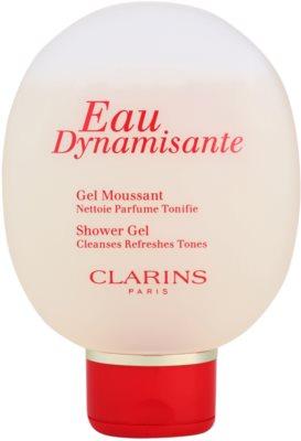 Clarins Eau Dynamisante gel de ducha para mujer
