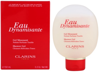 Clarins Eau Dynamisante душ гел за жени 1