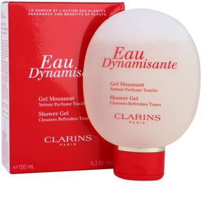 Clarins Eau Dynamisante душ гел за жени 2