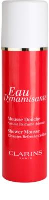 Clarins Eau Dynamisante sprchový gél pre ženy  sprchová pena