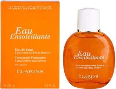 Clarins Eau Ensoleillante orzeźwiająca woda dla kobiet