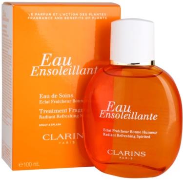 Clarins Eau Ensoleillante освіжаюча вода для жінок 2