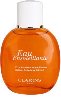 Clarins Eau Ensoleillante освіжаюча вода для жінок 3