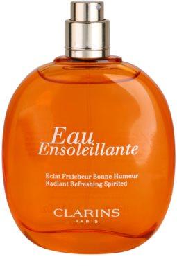Clarins Eau Ensoleillante освіжаюча вода для жінок 4
