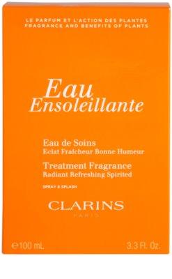 Clarins Eau Ensoleillante освіжаюча вода для жінок 1