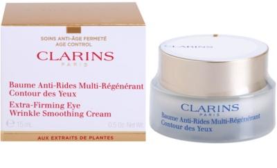 Clarins Extra-Firming розгладжуючий крем для очей проти зморшок 1