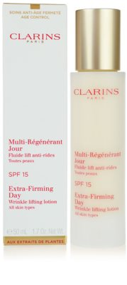 Clarins Extra-Firming takojšnja učvrstitvena nega SPF 15 1