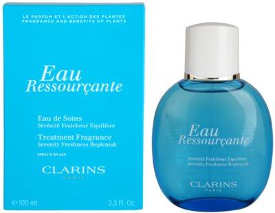 Clarins Eau Ressourcante erfrischendes Wasser für Damen