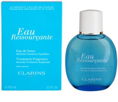Clarins Eau Ressourcante frissítő víz nőknek