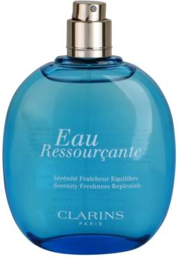 Clarins Eau Ressourcante osvěžující voda pro ženy 4