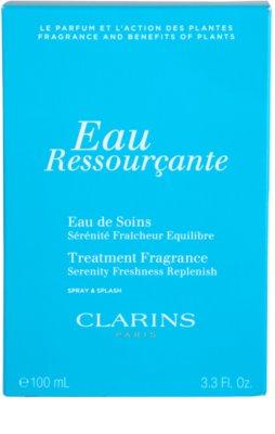 Clarins Eau Ressourcante osvěžující voda pro ženy 1