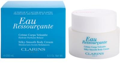 Clarins Eau Ressourcante crema de corp pentru femei