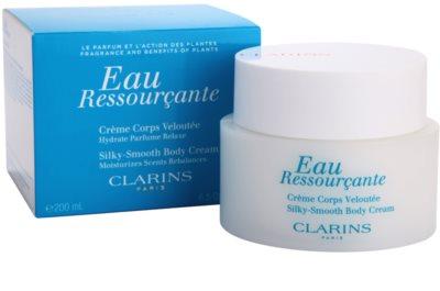 Clarins Eau Ressourcante krem do ciała dla kobiet 1