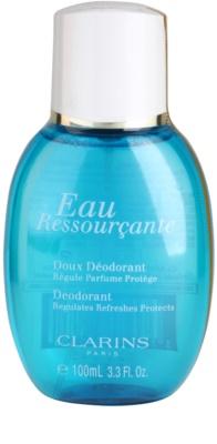 Clarins Eau Ressourcante spray dezodor nőknek