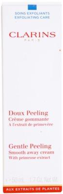 Clarins Exfoliating Care Crema delicata pentru peeling pentru toate tipurile de ten 2