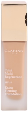 Clarins Face Make-Up Extra-Firming Creme-Make up gegen die Alterung der Haut SPF 15
