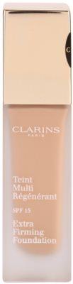 Clarins Face Make-Up Extra-Firming krémes make-up a bőröregedés ellen SPF 15