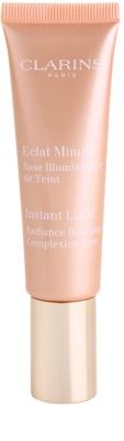 Clarins Face Make-Up Instant Light prebase de maquillaje iluminadora