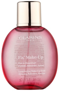 Clarins Face Make-Up Fix fijador de maquillaje en spray