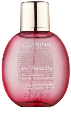 Clarins Face Make-Up Fix spray utrwalający makijaż