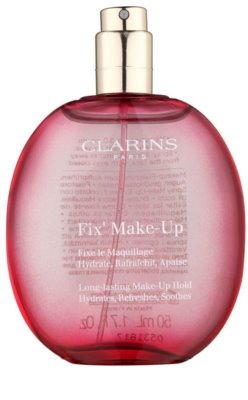 Clarins Face Make-Up Fix fijador de maquillaje en spray 1