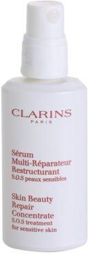 Clarins Gentle Care ulei pentru regenerare pentru piele sensibila cu tendinte de inrosire 1