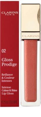 Clarins Lip Make-Up Prodige intenzivní lesk na rty 2