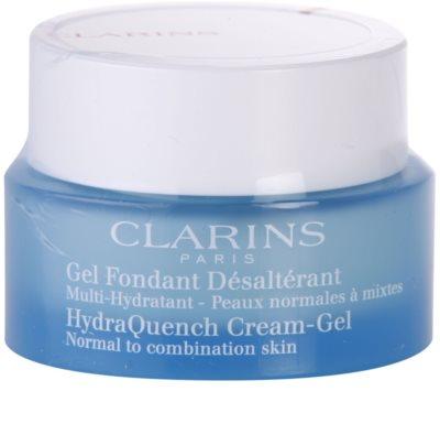 Clarins HydraQuench vlažilna krema gel za normalno do mešano kožo