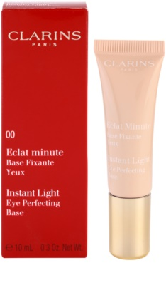 Clarins Eye Make-Up Instant Light pre-base para sombras 1